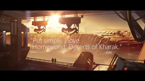Homeworld: Deserts of Kharak Accolades Trailer