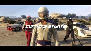 GTA Online: Cunning Stunts Trailer