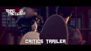 Video of Shadow Tactics: Blades of the Shogun