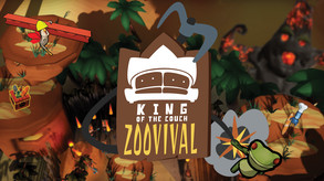 Video of King of the Couch: Zoovival