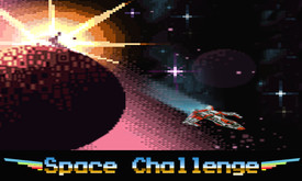 Space Challenge video