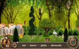 Alice's Adventures - Hidden Object. Wimmelbild video