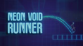 Neon Void Runner video