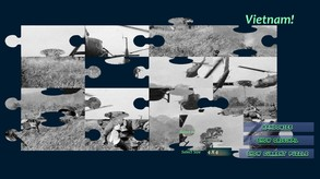 Vietnam War PuZZles video