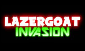 Lazergoat: Invasion video