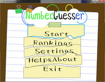 Number Guesser video