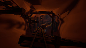Ghost Mountain Roller Coaster video