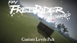 FPV Freerider Recharged - Custom Levels Pack (DLC) video