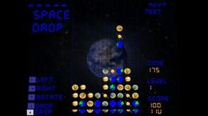 Space Drop video