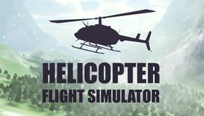 Helicopter Flight Simulator video