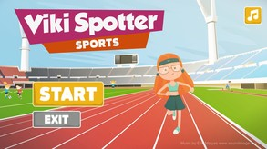 Viki Spotter: Sports video