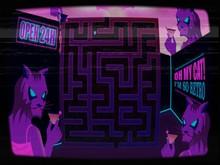 RetroMaze video
