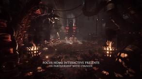 Space Hulk: Deathwing - Enhanced Edition: Skulls for the Skull Throne DLC video