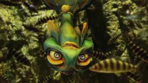 FaceRig Fibbi the Sea Creature Avatar (DLC) video