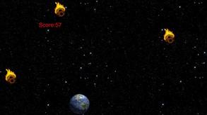 Meteor Shower video