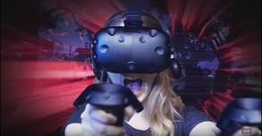 The Risen Dead VR video