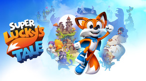 Super Lucky's Tale video