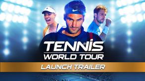 Tennis World Tour - Legends Bonus Pack (DLC) video