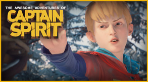 The Awesome Adventures of Captain Spirit video