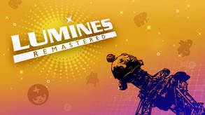 LUMINES REMASTERED video