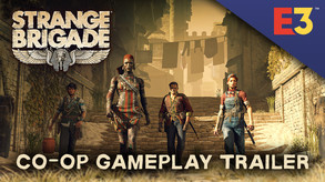 Video of Strange Brigade