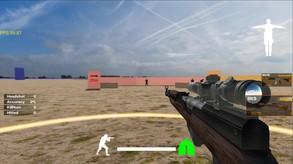 Battleground Shooting Training 吃鸡枪法训练器 video