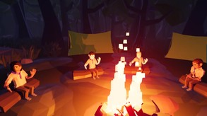 Camp Grizzly VR video