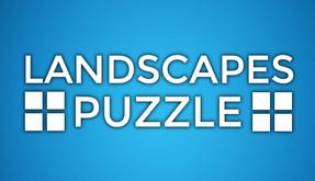 PUZZLE: LANDSCAPES video
