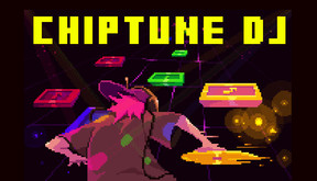 Chiptune DJ video