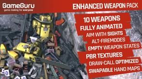 GameGuru - Enhanced Weapons Pack (DLC) video