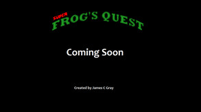 Super Frog's Quest video