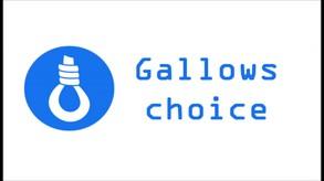 Gallows Choice video