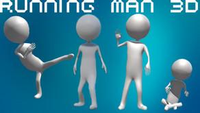 Running Man 3D video