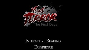 We Are Terror: The First Days video