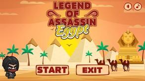 Legend of Assassin: Egypt video