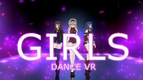 Girls Dance VR video