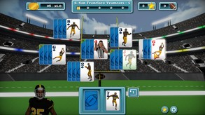 Touch Down Football Solitaire video