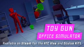 Toy Gun Office Simulator video