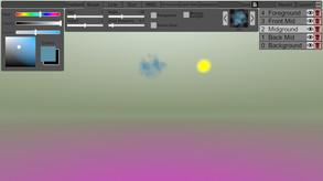 Skybox Painter 3D video
