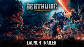 Space Hulk: Deathwing - Enhanced Edition: Infested Mines DLC video
