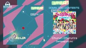 Groove Coaster - Chururi Chururira (DLC) video