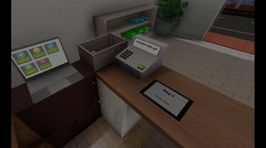Shopkeeper Simulator VR video