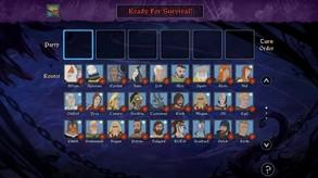 The Banner Saga 3 - Survival Mode (DLC) video