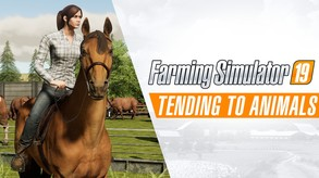 Farming Simulator 19 - Animal Trailer