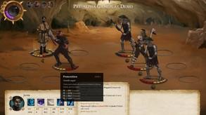 Vagrus - The Riven Realms - Companion Combat (Alpha)