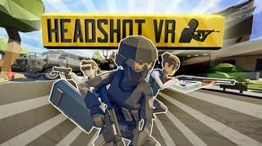 Headshot VR video