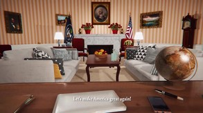 I Am Your President video