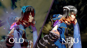 Bloodstained: Ritual of the Night - Release Date and Comparison Trailer