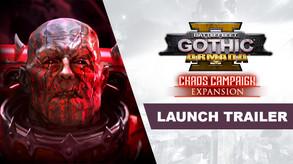 Battlefleet Gothic: Armada 2 - Chaos Campaign Expansion (DLC) video
