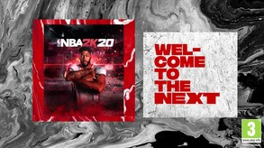 NBA 2K20 Announce - EN PEGI